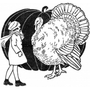 Illustration Stamp Template 042