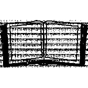 Illustration Stamp Template 044