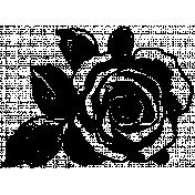 Illustration Stamp Template 046