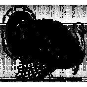 Illustration Stamp Template 052