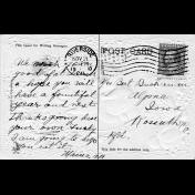 Postcard Template 011