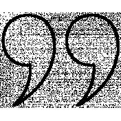 Punctuation Doodle Template 010
