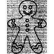 Food Doodle Template 035