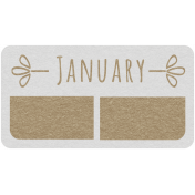 Toolbox Calendar- January Date Tag 02