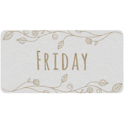 Toolbox Calendar- Friday Floral Date Tag 02