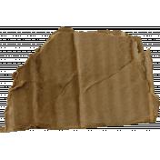 Slice of Summer- Torn Cardboard