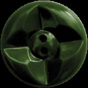 Slice of Summer- Green Button