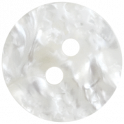 Slice of Summer- White Button
