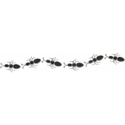Slice of Summer- Ant Doodle