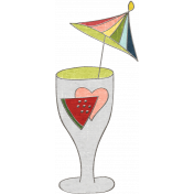 Slice of Summer- Drink Doodle 7