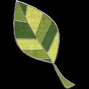 Slice of Summer- Leaf Doodle 4