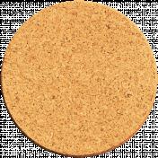 Digital Day- Circle Corkboard