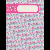 Digital Day- Date Card