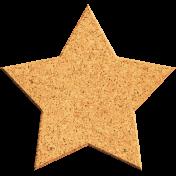 Digital Day- Star Corkboard