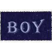 Digital Day- Boy Word Art