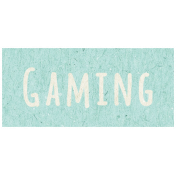Digital Day- Gaming Word Art