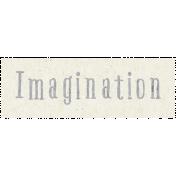 Digital Day- Imagination Word Art