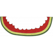 Slice of Summer- Watermelon Doodle 4