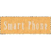 Digital Day- Smart Phone Word Art
