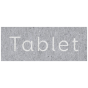 Digital Day- Tablet Word Art