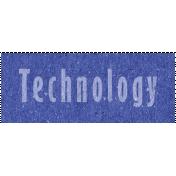 Digital Day- Technology Word Art