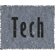 Digital Day- Tech Word Art