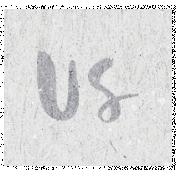 Digital Day- Us Word Art
