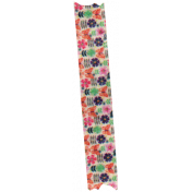 At the Zoo- Flower Washi Tape
