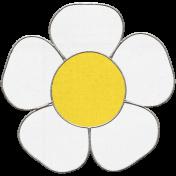 Slice of Summer- Flower Doodle 3