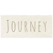At the Zoo- Journey Word Art
