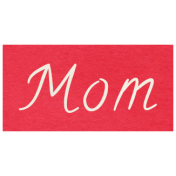 At the Zoo- Mom Word Art