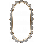 For the Love of Peace- Doodle Frame