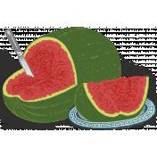 Slice Of Summer- Watermelon Chalk 4
