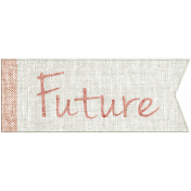 For the Love of Peace- Future Word Art