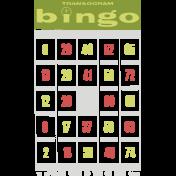 Slice Of Summer- Bingo Chalk
