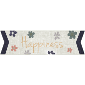 For the Love of Peace- Happiness Word Art