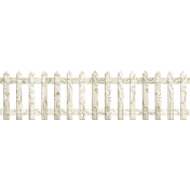Apple Crisp- Fence