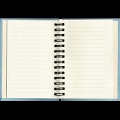 Apple Crisp- Notebook