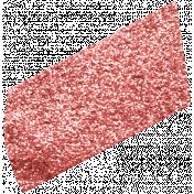 Apple Crisp- Pink Glitter Washi Tape