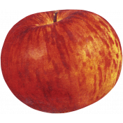 Apple Crisp - Red Apple 03