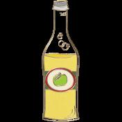 Apple Crisp- Apple Soda Doodle