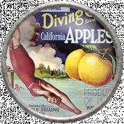 Apple Crisp- Ephemera Brad 10