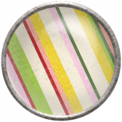 Apple Crisp- Stripe Brad