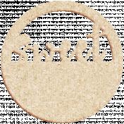 Apple Crisp- Sweet Cork Wordart