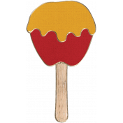 Apple Crisp- Caramel Apple Doodle 02