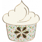 Apple Crisp- Cupcake Doodle 02
