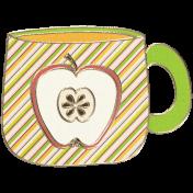 Apple Crisp- Drink Doodle 05