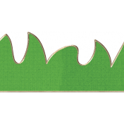 Apple Crisp- Grass Doodle