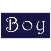Apple Crisp- Boy Word Art
