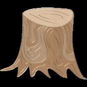 Apple Crisp- Stump Doodle
